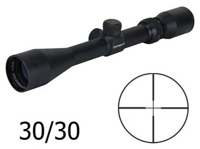 Barska Rifle Scope 3-9x 40mm 30-30 Reticle Matte