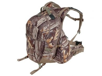 Big Game Day-Plus Backpack Polyester and Nylon Realtree Hardwoods Camo